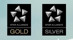 スターアライアンス上級会員ロゴ