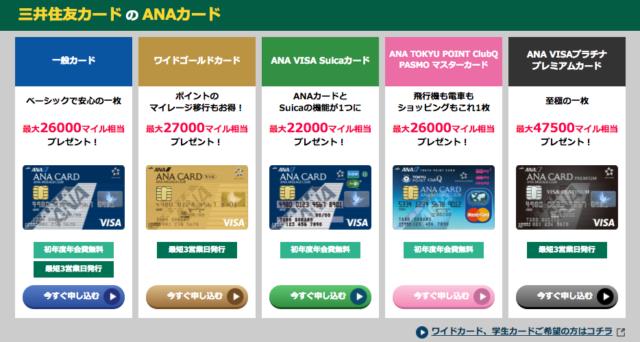 ANAワイドゴールドカードキャンペーン