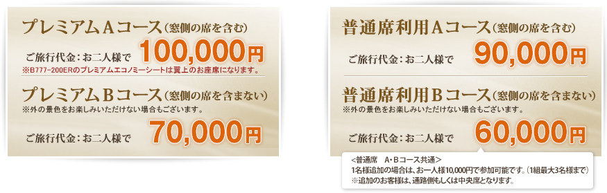 2017年ANA羽田発初日の出フライト値段