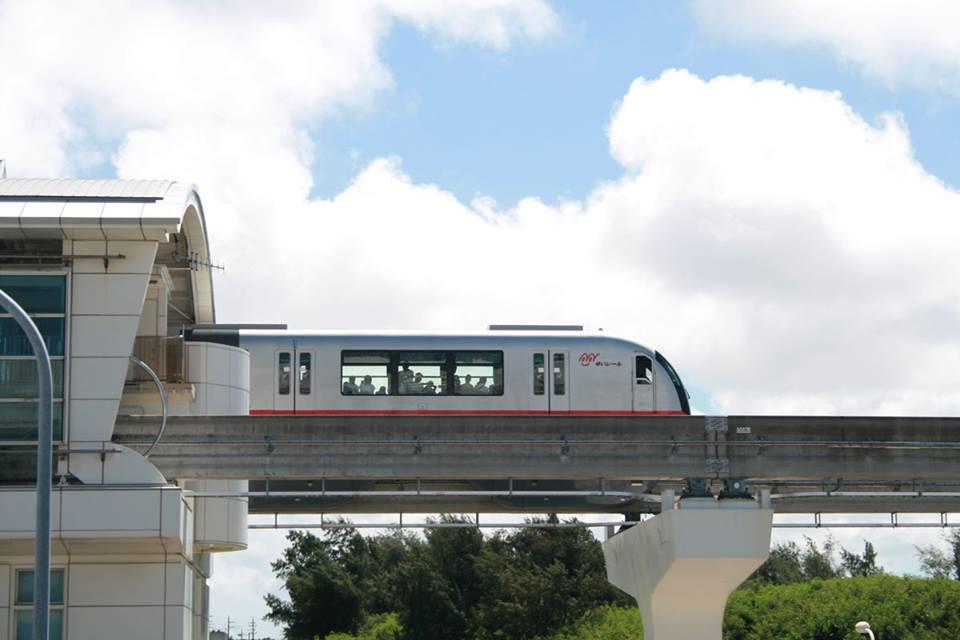 沖縄ゆいレール