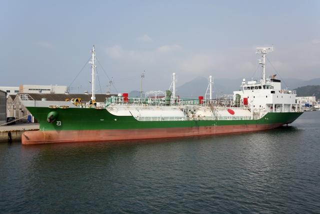 海運業の船