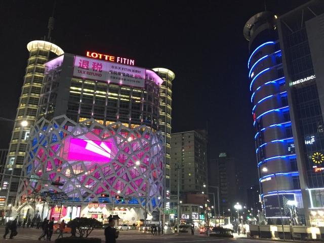 ソウル・東大門