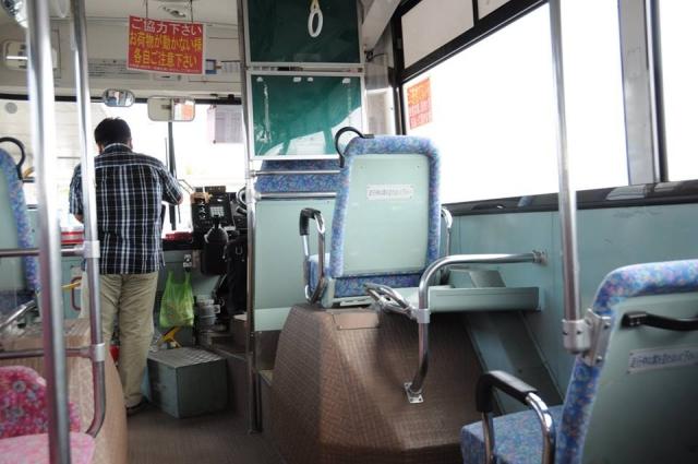 石垣島レンタカーステーションバス