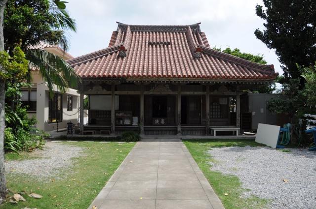 石垣島・桃林寺