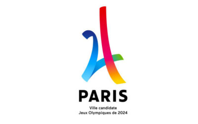 パリオリンピックロゴ