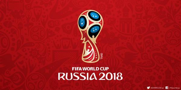 ロシアワールドカップロゴ