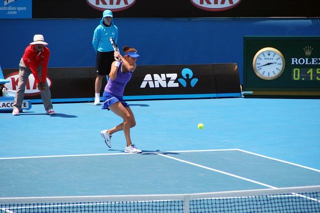 テニス大会melbourne
