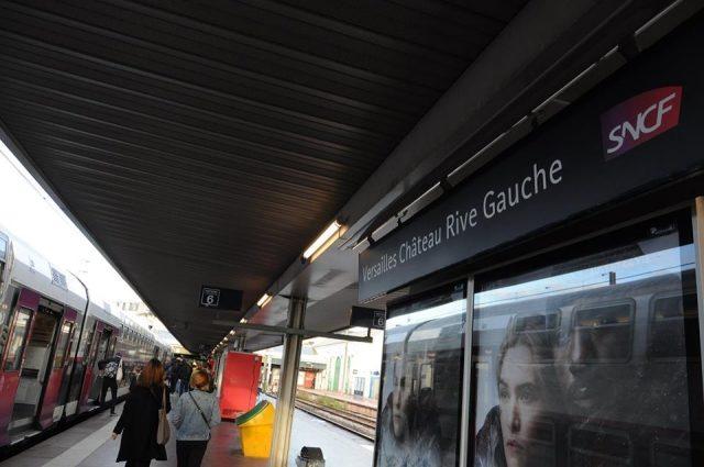 Gare de Versailles Château Rive Gauche