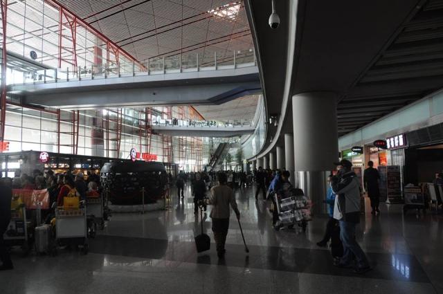 北京国際空港第三ターミナル
