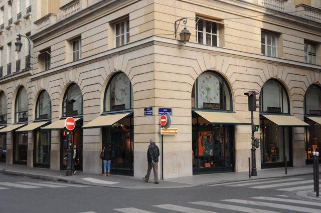 エルメスパリ本店
