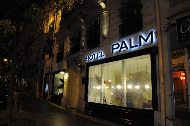 パリのおすすめホテルパルム/PALM