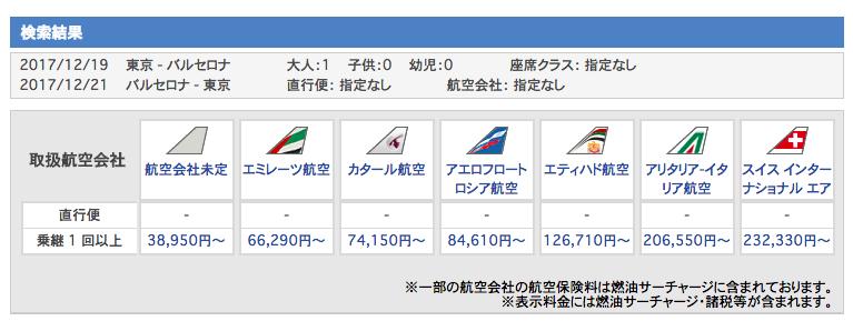 楽天トラベルで格安航空券を探す方法