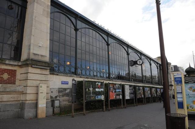 Gare de Versailles Château Rive Gauche駅