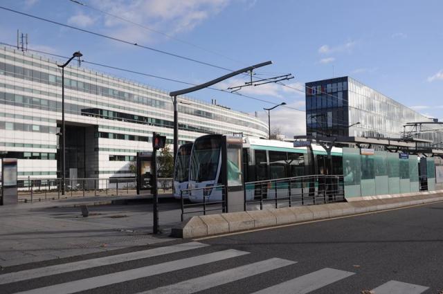 Gare du Pont du Garigliano