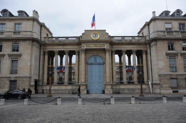 フランスの国会議事堂