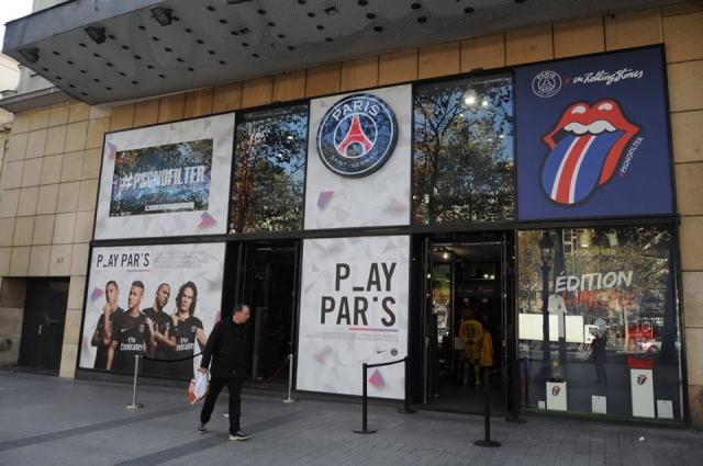パリ・サンジェルマン公式ショップ