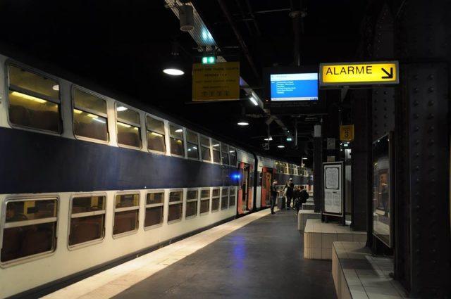 Musée d'Orsay駅からベルサイユ宮殿への行き方