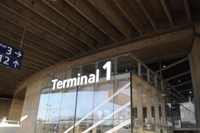 シャルルドゴール空港第一ターミナル