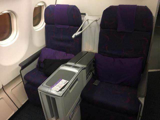 中国国際航空ビジネスクラス