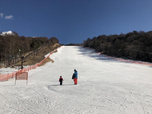 星野リゾート八ヶ岳の無料スキー/スノボ