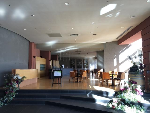 星野リゾート八ヶ岳エントランス