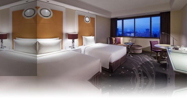 マリオットホテル