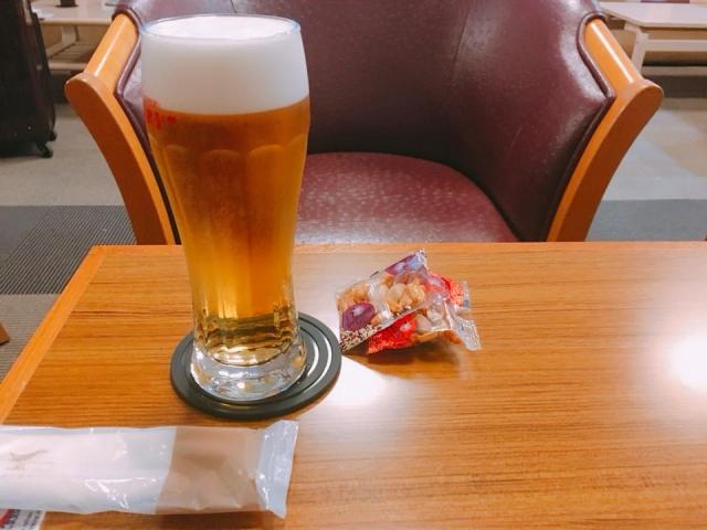 成田空港TEIラウンジ