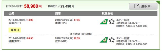 楽天トラベル台北ツアー