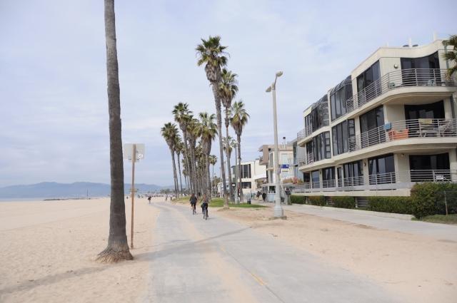 ベニスビーチの別荘