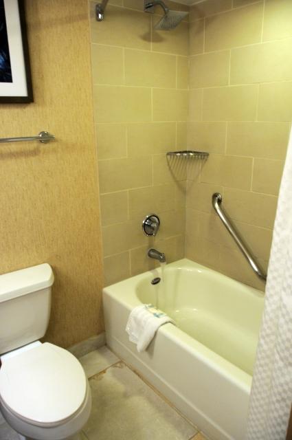 ウェスティンラスベガスのバスルーム