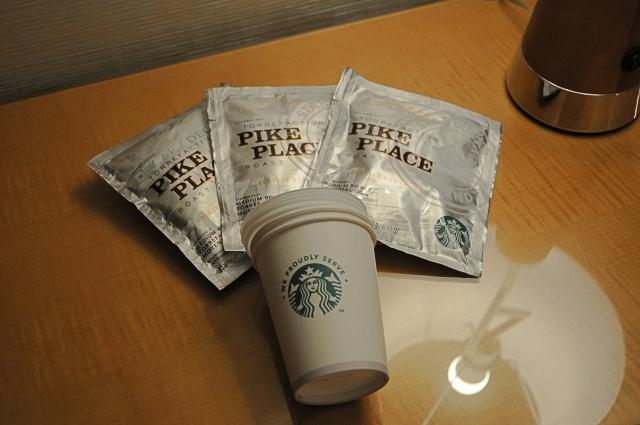 ウェスティンラスベガスのコーヒー