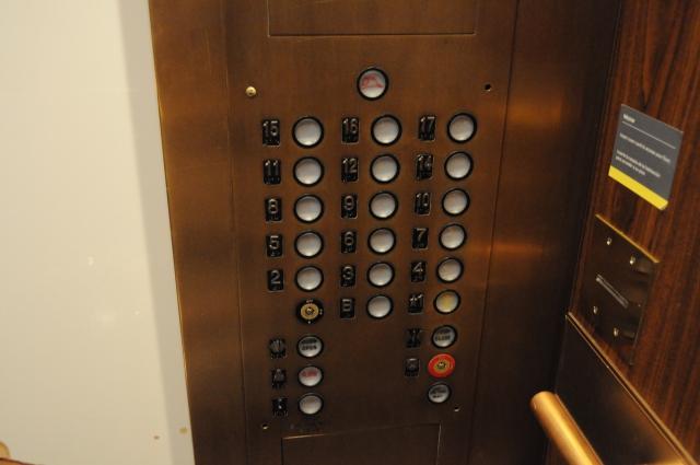 ウェスティンラスベガスのエレベーター