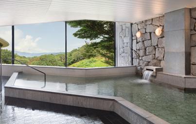 伊豆マリオットホテル修善寺の温泉