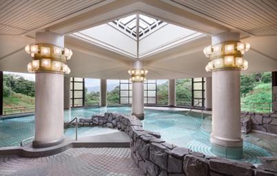 伊豆マリオットホテル修善寺のプール