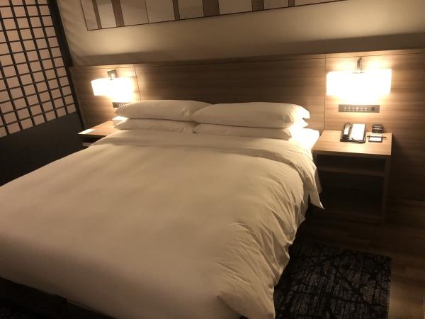 伊豆マリオットホテル修善寺の和洋室