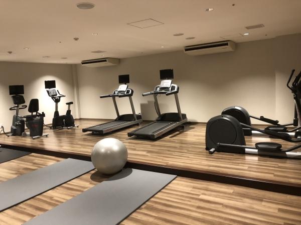 伊豆マリオットホテル修善寺のフィットネスルーム