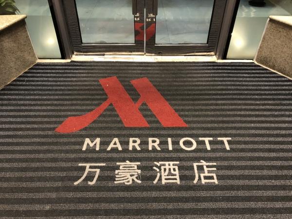 上海マリオット宿泊記ブログ