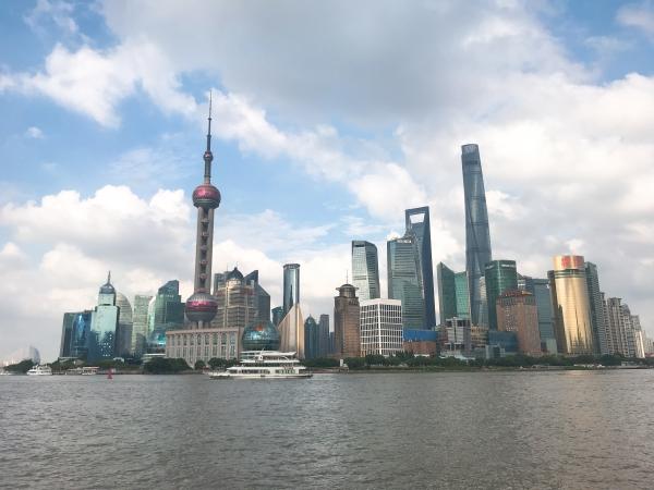 上海のベストスポット