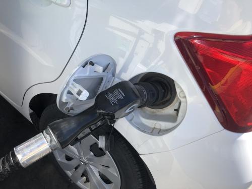 ロサンゼルスの給油方法