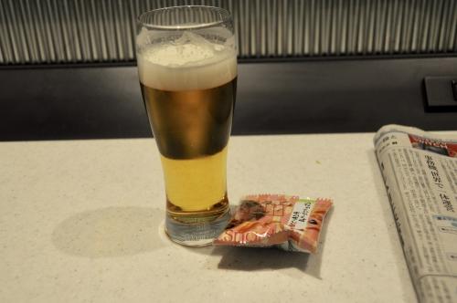 伊丹空港のANAラウンジ