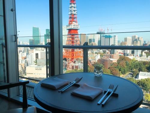 ザプリンスパークタワー東京の朝食