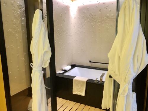 リッツカールトン京都デラックスルーム