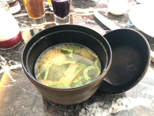 リッツカールトン京都朝食