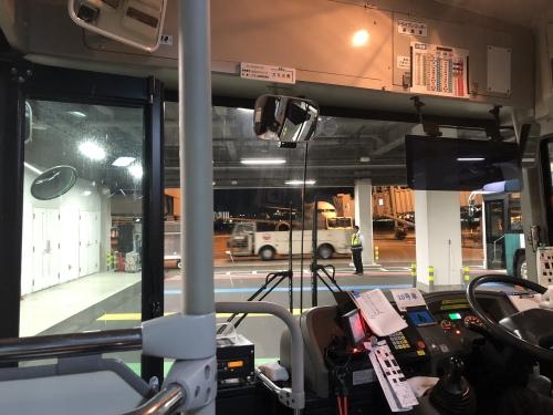 福岡空港の空港バス