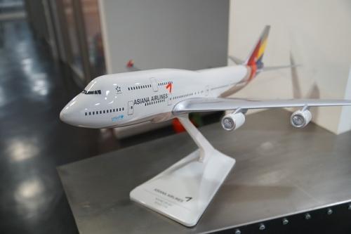 アシアナ航空のファーストクラス