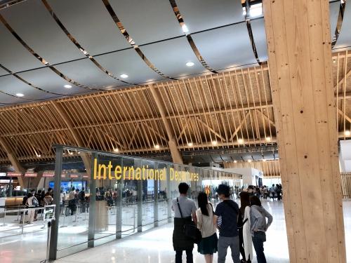 セブ空港ターミナルフィー