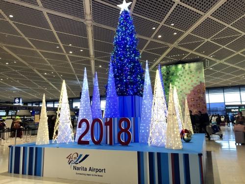 成田空港第一ターミナル北ウィング