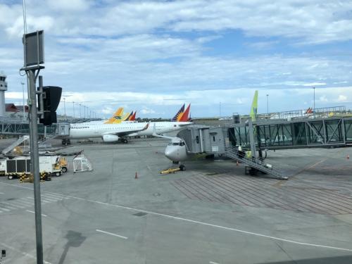 フィリピン航空のマブハイラウンジ