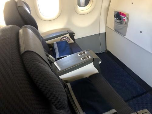 ANA A321プレミアム