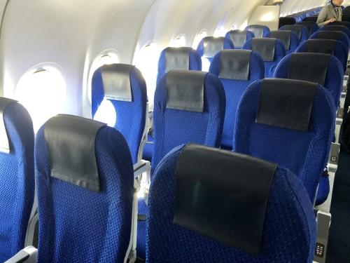 ANA A321座席